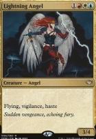 Duel Decks: Speed Vs. Cunning: Lightning Angel