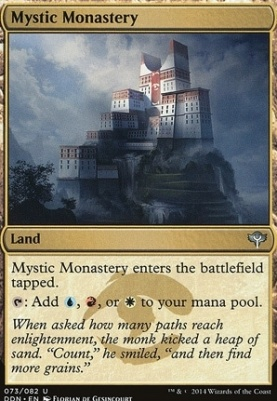 Duel Decks: Speed Vs. Cunning: Mystic Monastery