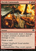 Duel Decks: Speed Vs. Cunning: Orcish Cannonade