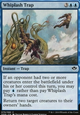 Duel Decks: Speed Vs. Cunning: Whiplash Trap