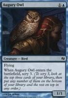Duel Decks: Venser Vs. Koth: Augury Owl