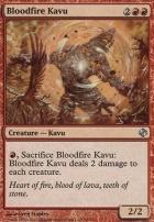 Duel Decks: Venser Vs. Koth: Bloodfire Kavu