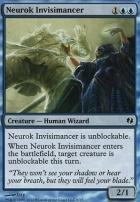 Duel Decks: Venser Vs. Koth: Neurok Invisimancer