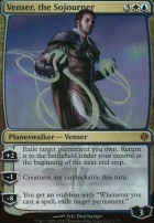 Duel Decks: Venser Vs. Koth: Venser, the Sojourner (Foil)