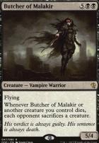 Duel Decks: Zendikar Vs. Eldrazi: Butcher of Malakir