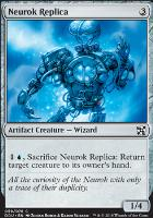 Duel Decks: Elves Vs. Inventors: Neurok Replica