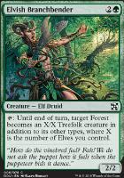 Duel Decks: Elves Vs. Inventors: Elvish Branchbender