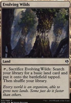 Duel Decks: Zendikar Vs. Eldrazi: Evolving Wilds
