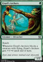 Duel Decks: Elves Vs. Inventors: Ezuri's Archers