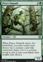 Duel Decks: Elves Vs. Inventors: Fierce Empath