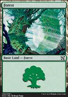 Duel Decks: Elves Vs. Inventors: Forest (34 D)