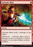 Duel Decks: Elves Vs. Inventors: Galvanic Blast