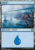 Duel Decks: Elves Vs. Inventors: Island (73 A)