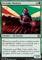 Duel Decks: Elves Vs. Inventors: Ivy Lane Denizen