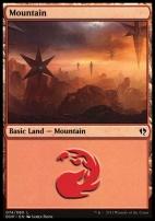 Duel Decks: Zendikar Vs. Eldrazi: Mountain (74 B)