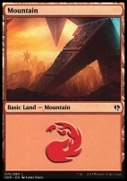 Duel Decks: Zendikar Vs. Eldrazi: Mountain (75 C)