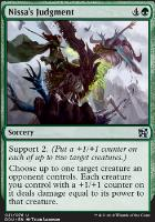 Duel Decks: Elves Vs. Inventors: Nissa's Judgment