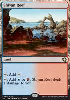 Duel Decks: Elves Vs. Inventors: Shivan Reef