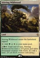 Duel Decks: Zendikar Vs. Eldrazi: Stirring Wildwood