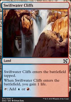 Duel Decks: Elves Vs. Inventors: Swiftwater Cliffs