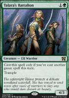 Duel Decks: Elves Vs. Inventors: Talara's Battalion