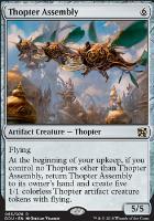 Duel Decks: Elves Vs. Inventors: Thopter Assembly