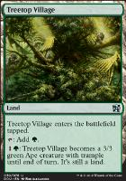 Duel Decks: Elves Vs. Inventors: Treetop Village