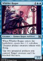 Duel Decks: Elves Vs. Inventors: Whirler Rogue