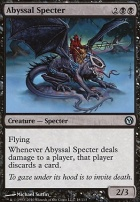 Duels of the Planeswalkers: Abyssal Specter