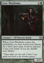 Duels of the Planeswalkers: Civic Wayfinder