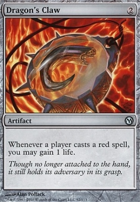 Duels of the Planeswalkers: Dragon's Claw