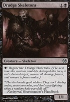 Duels of the Planeswalkers: Drudge Skeletons
