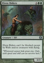 Duels of the Planeswalkers: Elven Riders