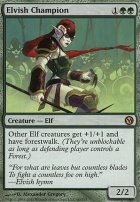 Duels of the Planeswalkers: Elvish Champion