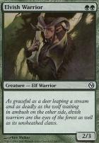 Duels of the Planeswalkers: Elvish Warrior