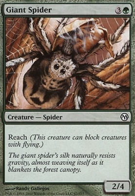 Duels of the Planeswalkers: Giant Spider