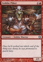 Duels of the Planeswalkers: Goblin Piker