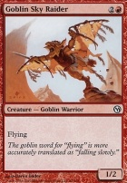Duels of the Planeswalkers: Goblin Sky Raider