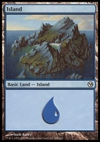 Duels of the Planeswalkers: Island (C 100)