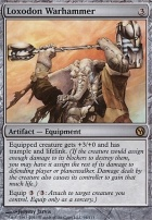 Duels of the Planeswalkers: Loxodon Warhammer