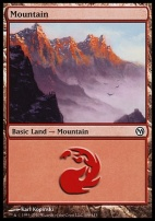 Duels of the Planeswalkers: Mountain (108 C)