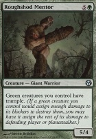 Duels of the Planeswalkers: Roughshod Mentor