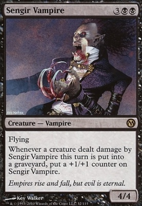 Duels of the Planeswalkers: Sengir Vampire