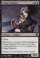 Duels of the Planeswalkers: Sengir Vampire