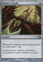 Duels of the Planeswalkers: Wurm's Tooth