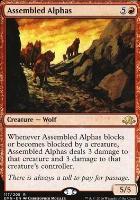 Eldritch Moon Foil: Assembled Alphas