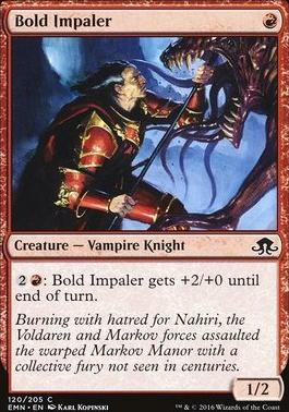 Eldritch Moon: Bold Impaler