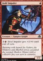 Eldritch Moon Foil: Bold Impaler