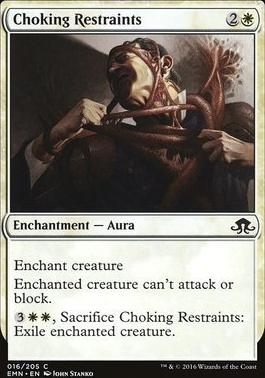 Eldritch Moon: Choking Restraints