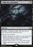 Eldritch Moon Foil: Collective Brutality